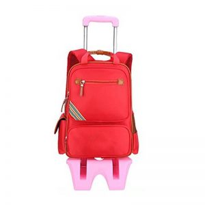 Bupin Trolley removable Backpack Bag for Children and Pupils,Stress Reliever, Waterproof Ultra-light de la marque Bupin image 0 produit