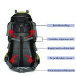 zaino backpacker TOP 8 image 2 produit