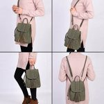 Zaino Donna,Bohemian Girls Rucksack Ricamato Fashion PU morbido per viaggiare Shopping Holiday Party Partito de la marque QIMEI-SHOP image 3 produit